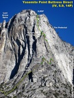 2012-03-04 - 02 - Yosemite Pt Buttress Close - annotated