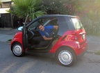 2012-05-04 - 01 - Thomas in the Smart Car