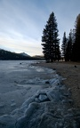 2011-12-30 - 01 - Tenaya Lake Ice