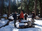 2011-04-02 - 00 - Upper Pines camp in winter