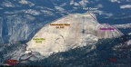 2010-09-18 - 14 - South Face of Half Dome - annotation