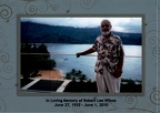 Memoriam Card - Uncle Bob 2010