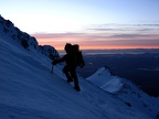 2010-02-15 - 06 - Me on Green Butte Ridge at sunrise