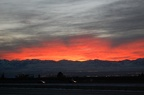 2008-01-05 - 01 - Sunset over SLC