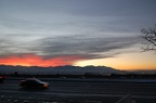 2008-01-05 - 02 - Sunset over SLC