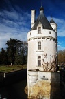 2009-01-18 - 013 - Chenonceau - Tower