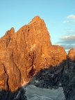 2012-09-06 - 04 - Sunrise on the N Face of the Grand Teton
