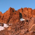 2010-08-08 - 02 - Palisade Crest Alpenglow