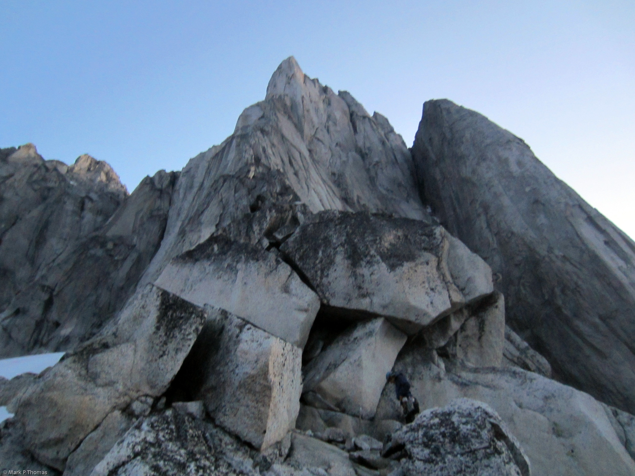 bergschrund is a topographical feature in